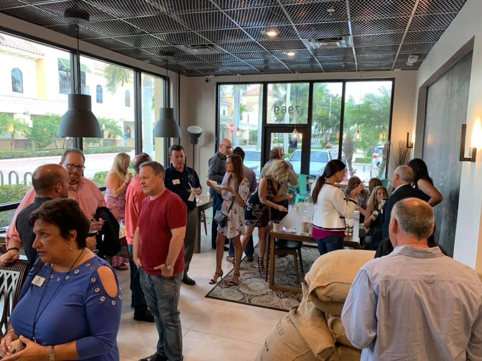 Parkland Chamber Event at Carmela