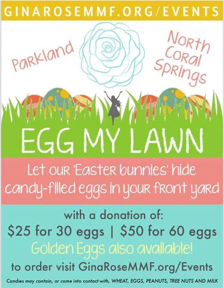 Donate now to get your Easter eggs delivered!