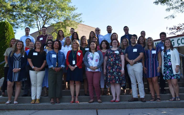 Montville Township Public Schools Welcomes 34 New Teachers