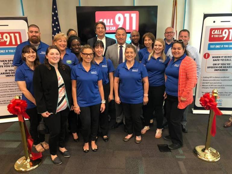 Text 911 Service Available for Broward County