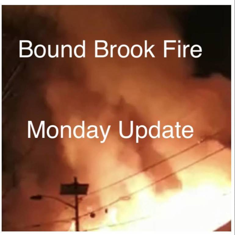 Update: Fire in Bound Brook Closes Roads, Train Station, NJ Transit Service Suspended 58B0EE10-8698-4974-AC9A-699BF338E7E4.jpeg