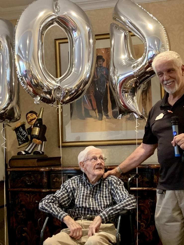 Watchung Celebrates Stewart Hutchinson, Age 104 5A4A70F2-12E5-4FF8-BB7B-B058318F0179.jpeg