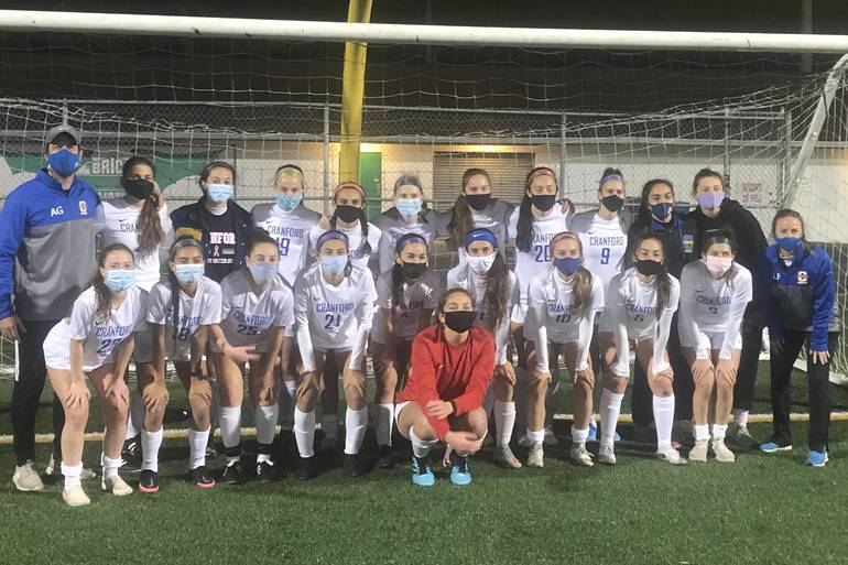 Girls Soccer: Russomanno Scores Twice as Cranford Wins Central East D Title