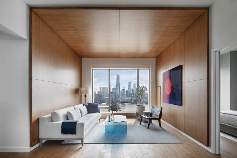 An Impressive Ten Condos Sold in Early 2021 at Iconic 99 Hudson on Jersey City's Waterfront