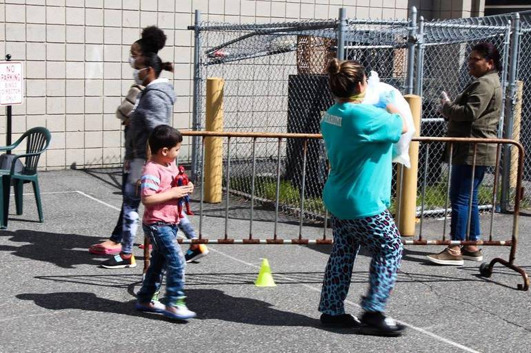 As Coronavirus Spread Grows Boys and Girls Club Continues Service to Paterson Resident