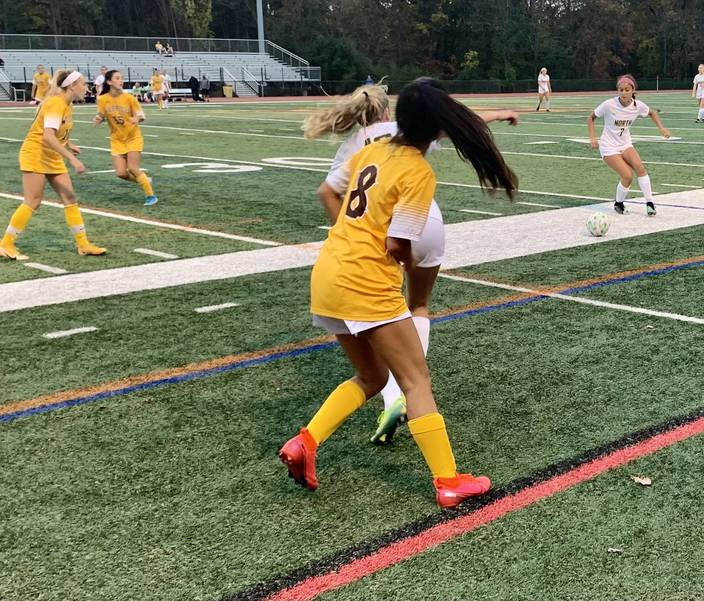 WHRHS Girls Soccer: Watchung Hills and North Hunterdon Tie in Double OT