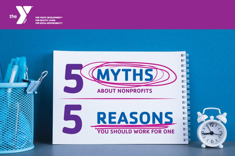 5 Myths about Nonprofits