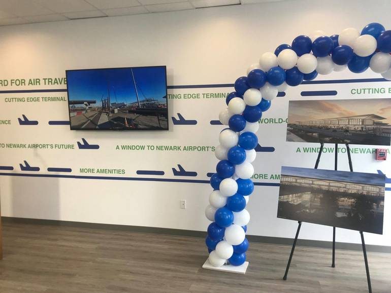 New Elizabeth Community Office Opens In Support of Newark Liberty's $2.7 Billion Terminal One Develop Project