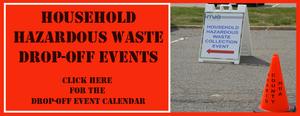 County to Host Hazardous Waste Drop-off Event; Saturday October 23