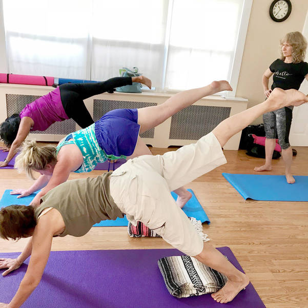 Yoga Studio Opens on Route 6 in Mohegan Lake