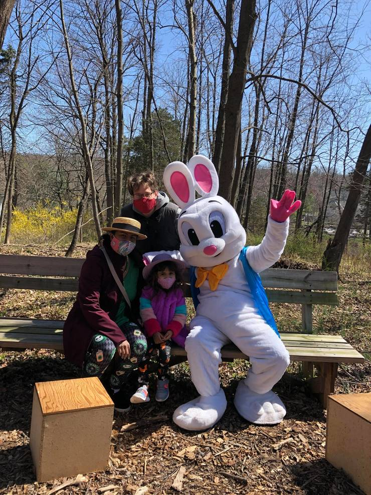 Easter is on its Way in Watchung