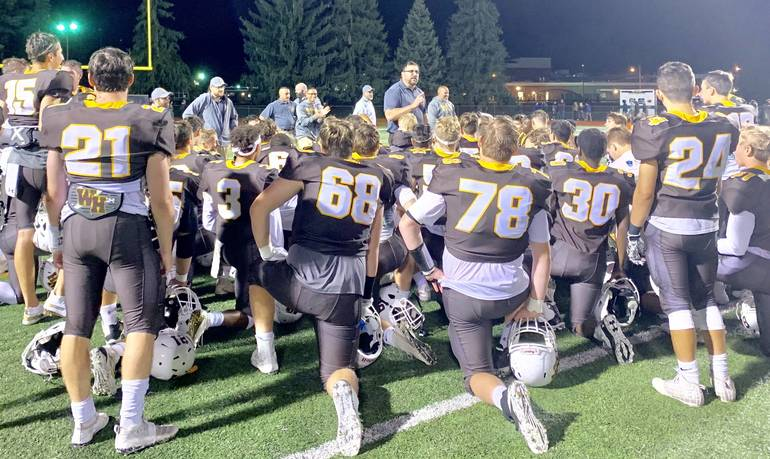 """""""Hard work pays off.  This is what winning feels like""""  WHRHS Football: Watchung Hills Kicks Off 2019 With Shut Out of North Hunterdon6470F4BC-AC92-48F1-AE0E-2EFFD0A73F9A.jpeg"""