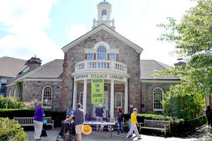 Katonah Library Seeks  More Town Funds