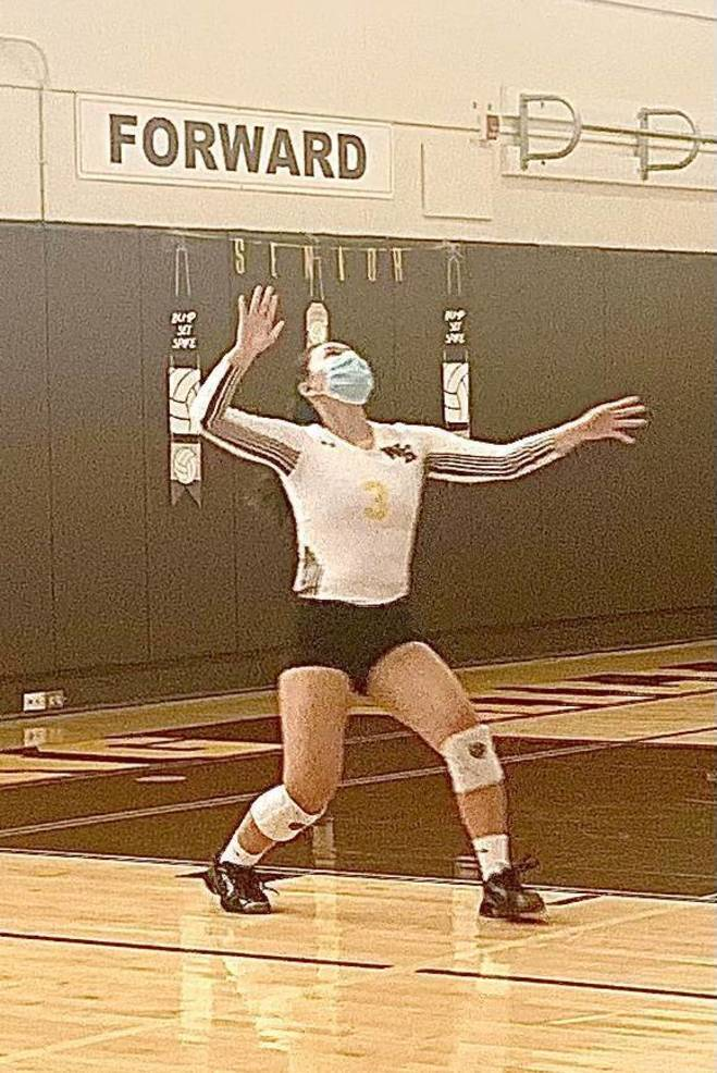 WHRHS Girls Volleyball: Watchung Hills Celebrates Seniors, Falls to Hillsborough
