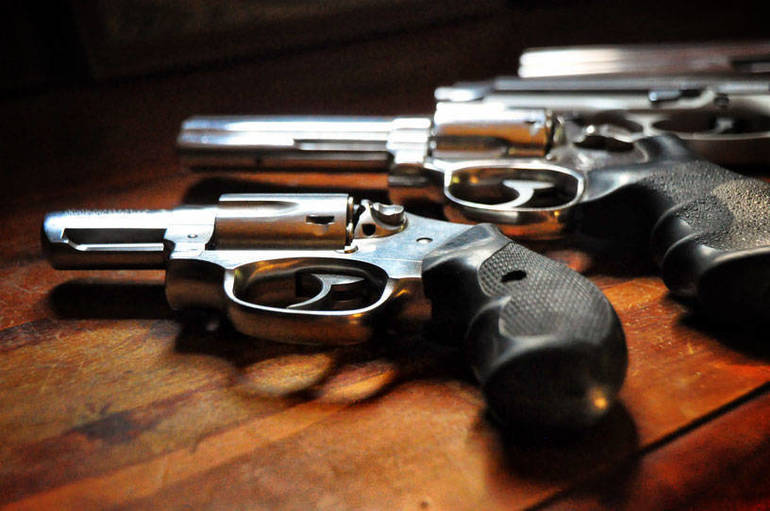 Rutgers Study Links Concentration of Urban Firearms Dealers