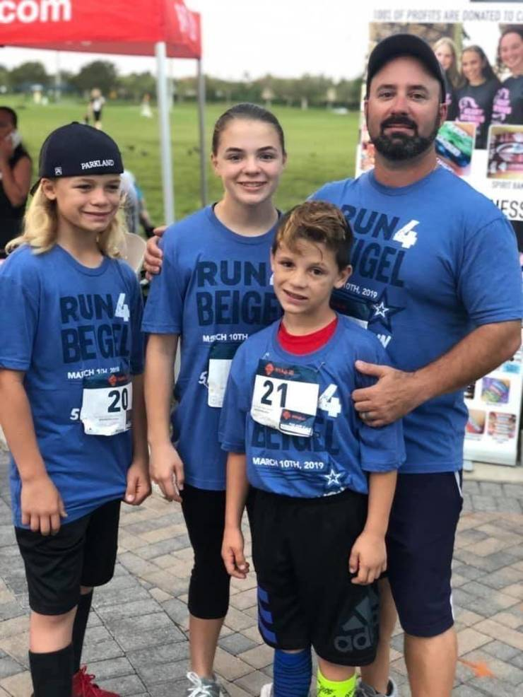 Rich Walker; A Family Man For the Parkland Community