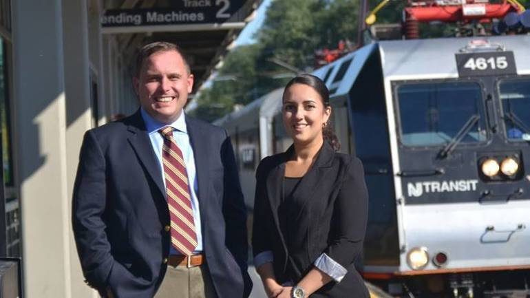 Hazlet Democrats Elect New Leaders for 2020:  Solomeno and DiDato