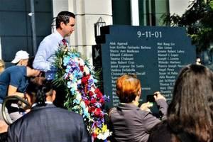 Jersey City Marks Twentieth Anniversary  of 9-11 Attacks