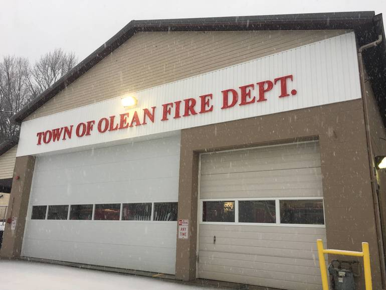 Town of Olean Fire Department