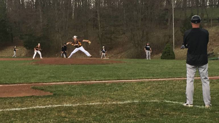 WHRHS Baseball and Softball: Watchung Hills Falls to Bridgewater