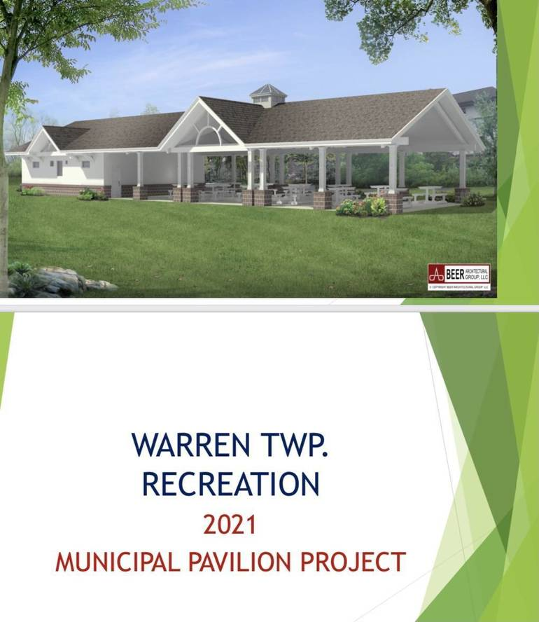 Warren Township Committee Approves Moving Forward with Municipal Pavilion Expansion