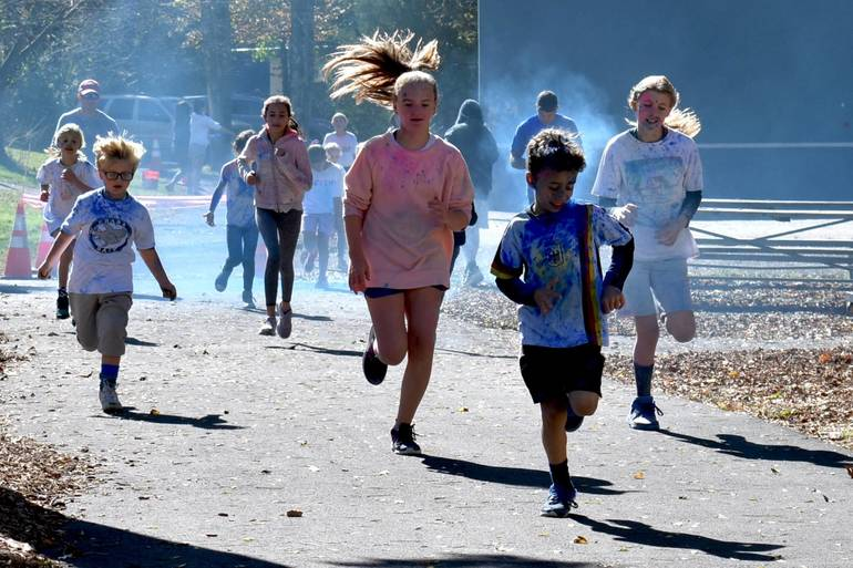 BHEF Color Run 2019