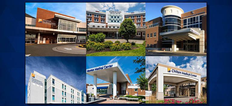 Atlantic Health System Medical Centers