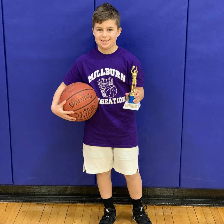 6th Boys Free Throw Champ - Evan Caplan 2018-2019.jpg
