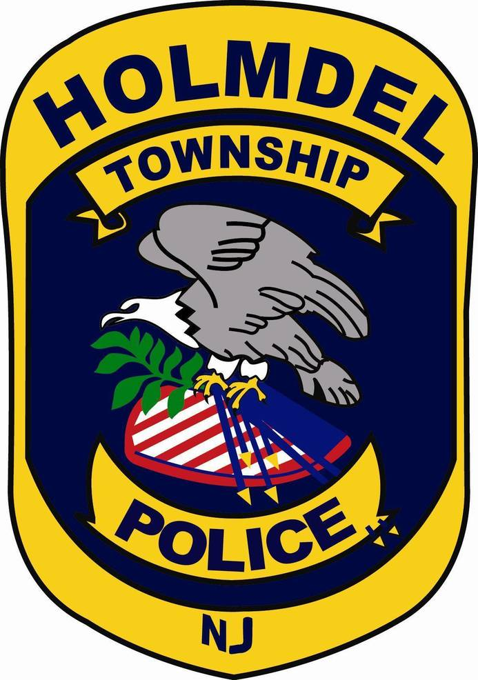 Holmdel Police make traffic stop on Laurel, charge occupants with possession of heroin, Middletown Police K-9 Koda Assists