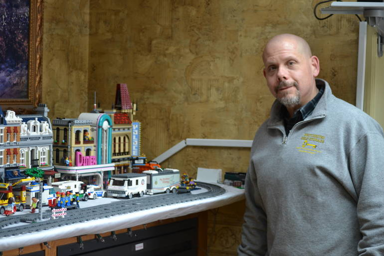 My Brother Vinny Builds Family Through Veterans, Volunteerism and Legos
