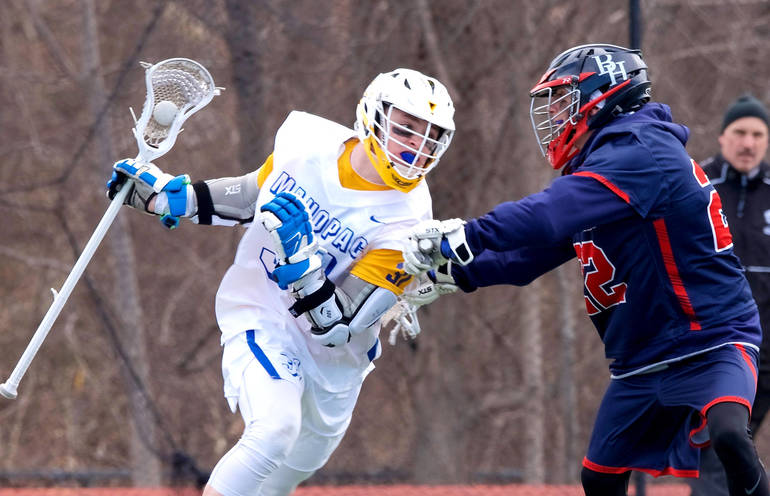 Mahopac's Michael Harney Racks up Lax Accomplishments