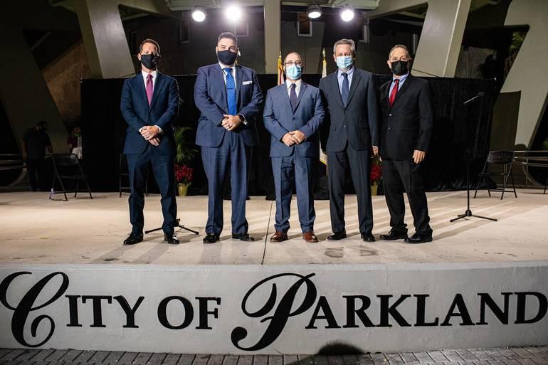 The Walker Era Begins in Parkland