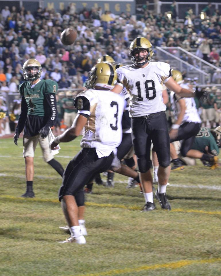 Jaiden Brown Scores Three Touchdowns to Lead Southern to