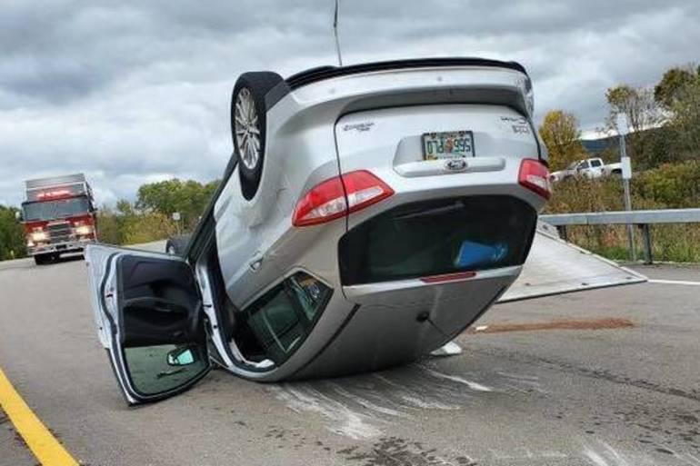 Allegany accident