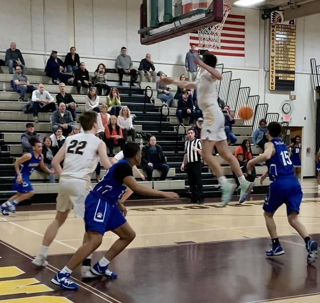 WHRHS Boys Basketball: Watchung Hills defeats Barringer, advances to NJSIAA Quarters 72331BE0-27B3-4B67-A60F-486D82E53899.jpeg