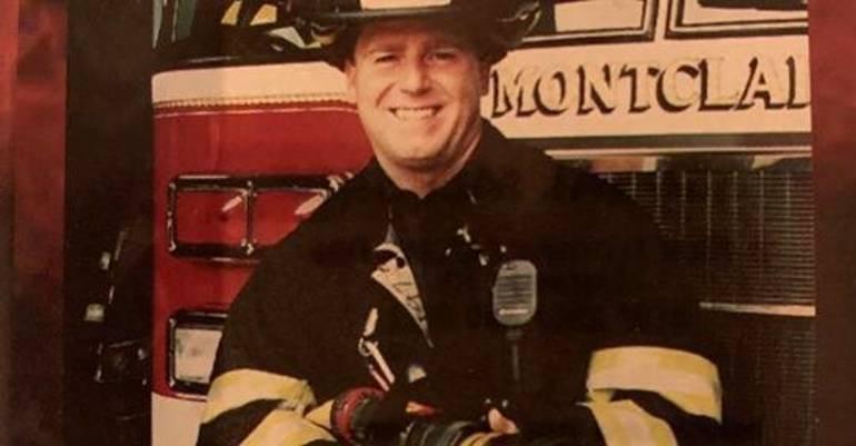 Montclair Battalion Chief Kevin Berry