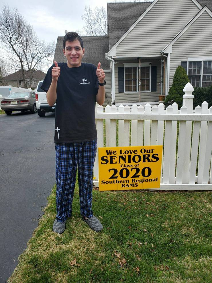Class of 2020: Michael Gambino