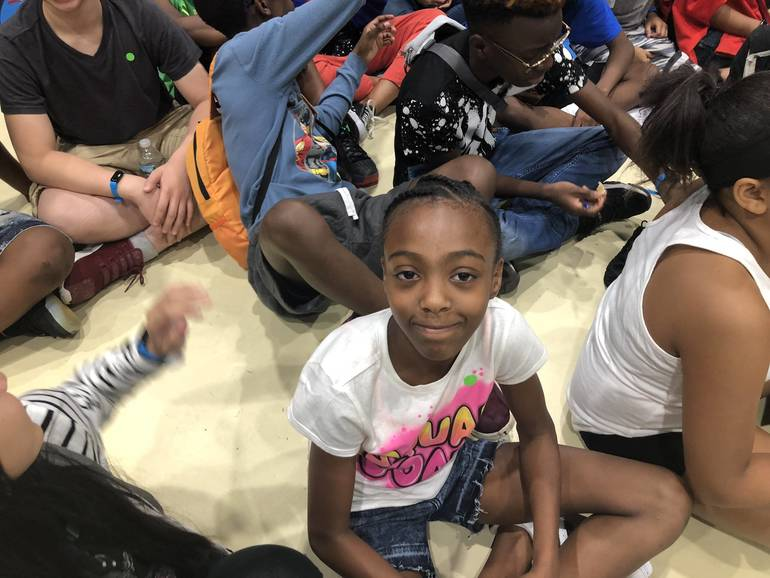 WWE Superstars Visit Paterson, Launch UNICEF Project Designed to 'Democratize Ability to Give Back'