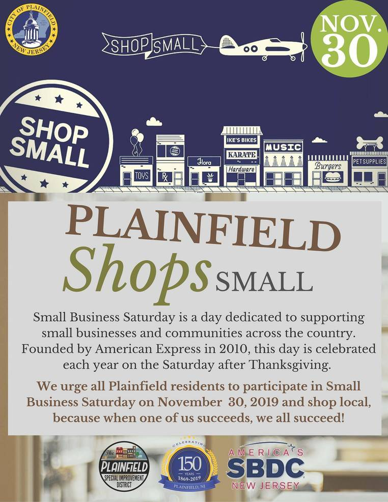 Shop local with deals and discounts on Small Business Saturday
