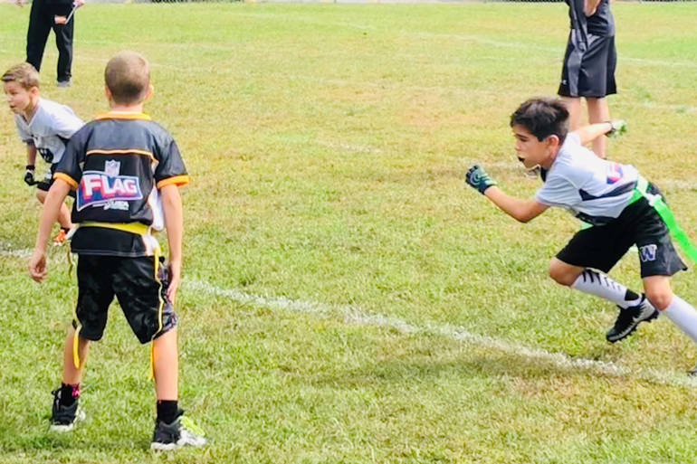 Dont Let Kids Play Football >> Canceled Flag Football Program Was Considered Detrimental To