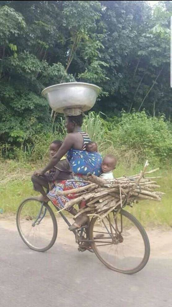 Used Bikes Are Valuable in Developing Countries