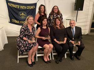 Outstanding Citizens Honored at 15th Annual Good Scout Awards Dinner