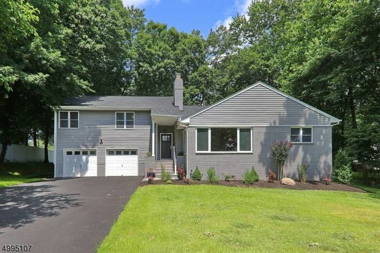This four bedroom home in Scotch Plains is listed at $775,000.
