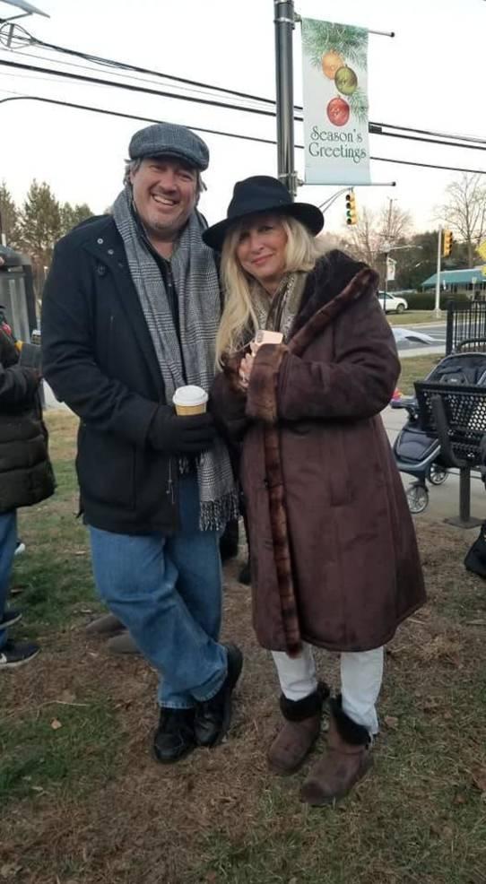Glenn and Darlene Cullen