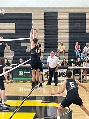 Southern Boys Volleyball Falls to Old Bridge 2-1 in State Title Match