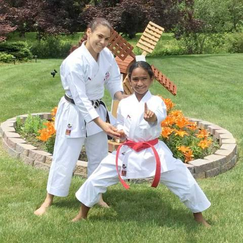 Young Somers Karate Champ Rises up the Ranks - TAPinto.net