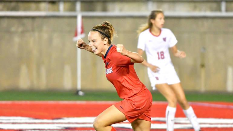 Soccer: Yorktown Grad Francese Earns Scholar-Athlete Award