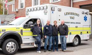 Lewisboro Lions, LVAC promote 'File of Life' Packets