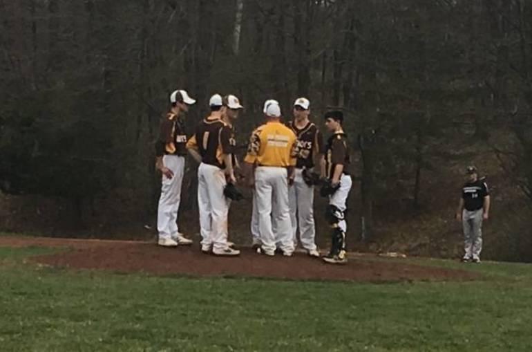 WHRHS Baseball and Softball: Watchung Hills Falls to Bridgewater