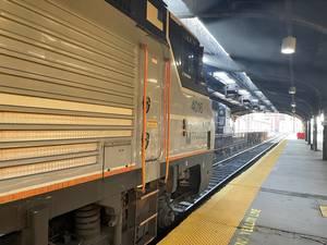 NJ Transit Hoboken